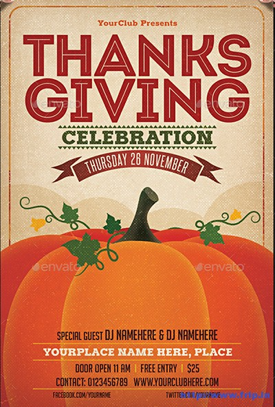 Thanksgiving-Celebration