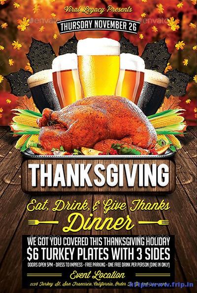 Thanksgiving-Dinner-Volume-1