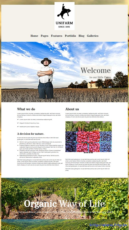 Unifarm-WordPress-Farm-Theme