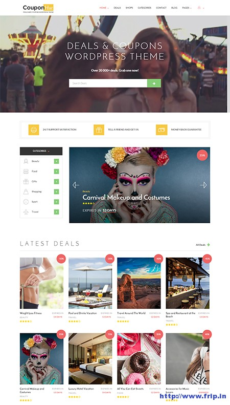 couponhut-coupon-wordpress-theme
