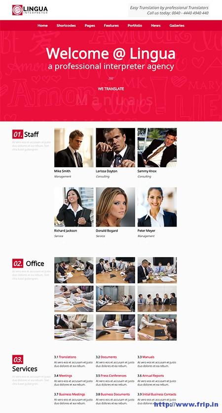 lingua-interpreter-agency-wordpress-theme