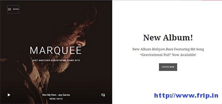 marquee-music-wordpress-theme