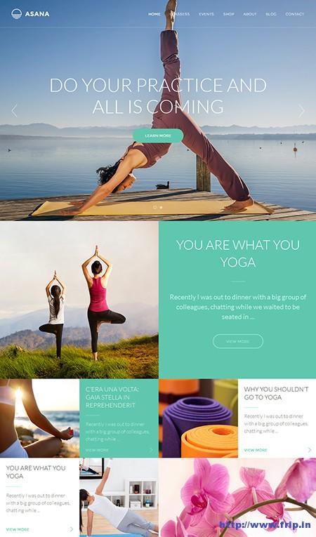 Asana-Sport-&-Yoga-WordPress-Theme
