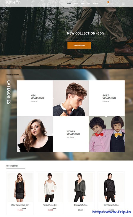Bishop-woocommerce-WordPress-theme