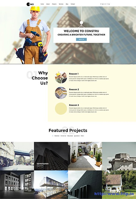 Constru-Construction-Joomla-Template
