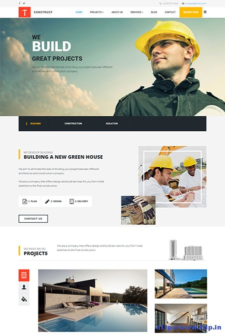 Construct-Building-&-Construction-Template