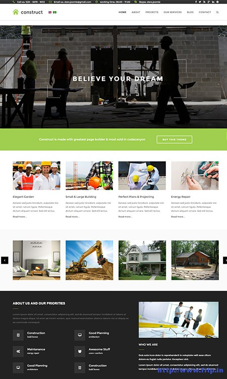 Construct-Construction-Joomla-Template