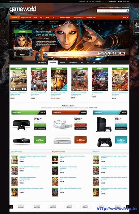 Game-World-WooCommerce-WordPress-Theme