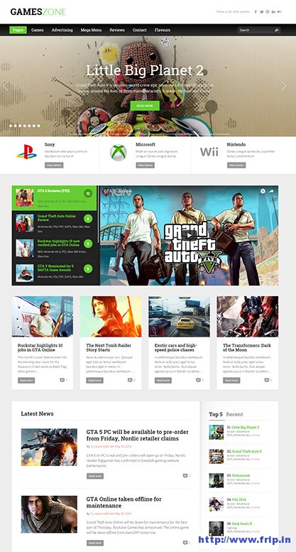 Games-Zone-Gaming-WordPress-Theme