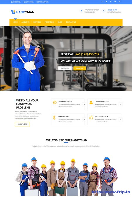 Handyman-Construction-Joomla-Template