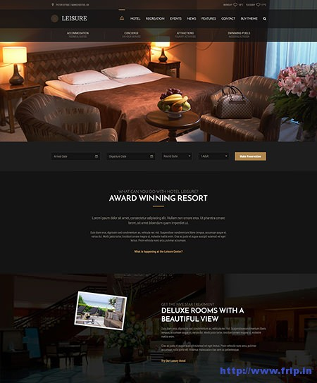 Hotel-Leisure-Hotel-WordPress-Theme