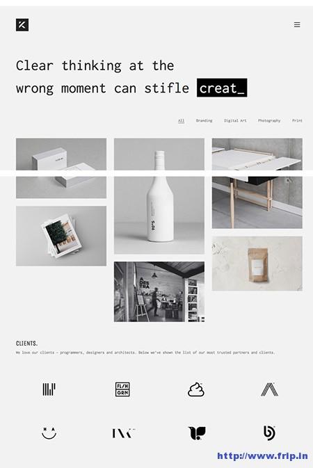 Kalium-Creative-WordPress-Theme