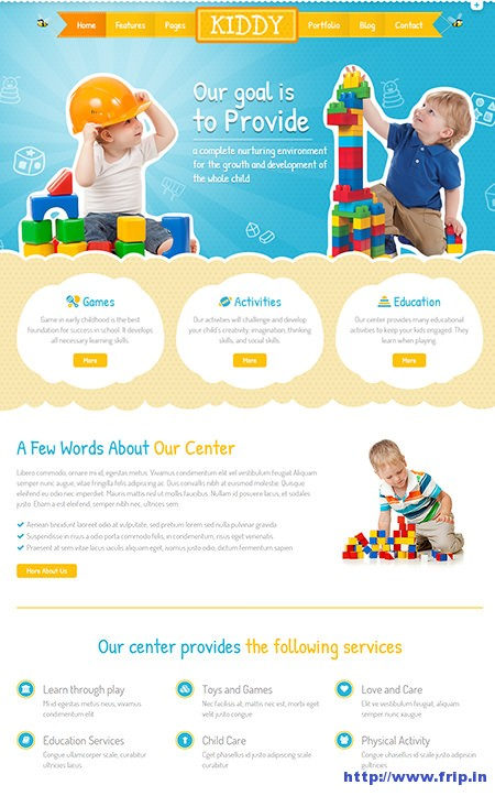 Kiddy-Children-WordPress-Theme