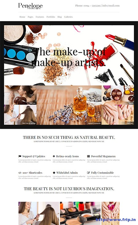 Penelope-Beauty-Salon-WordPress-Theme
