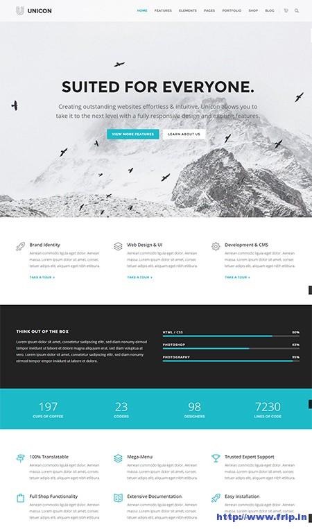 Unicon-Multipurpose-WordPress-Theme