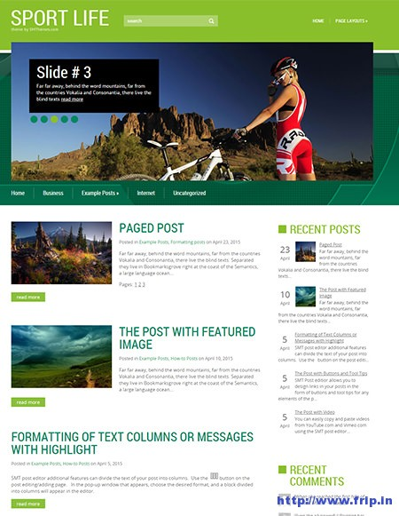 sports-life-wordpress-theme