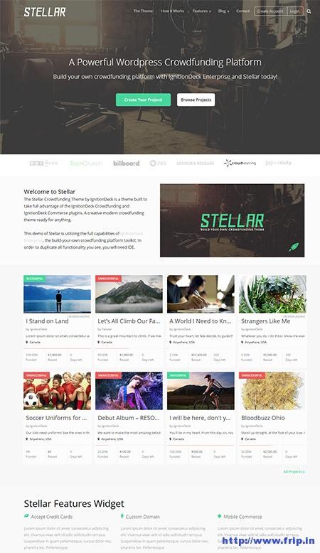 stellar-crowdfunding-wordpress-theme