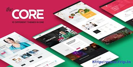 the-core-multipurpose-wordpress-theme