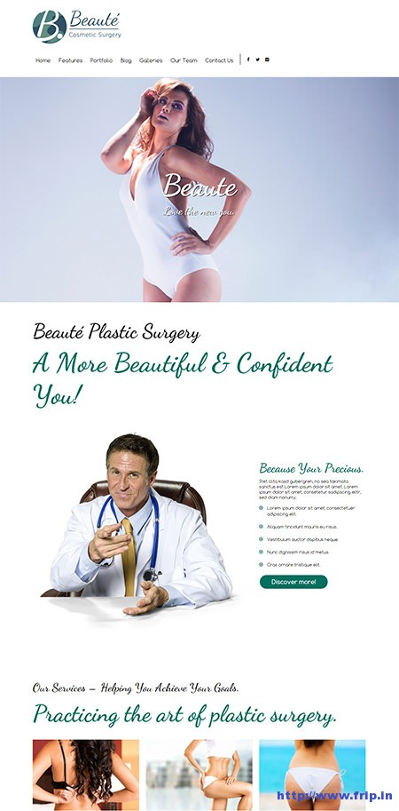 Beaute-Plastic-Surgeon-WordPress-Theme