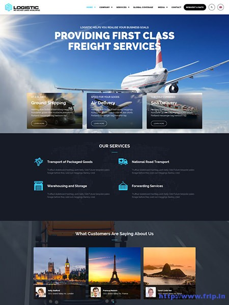 Logistic-WordPress-Theme-for-Transportation-Business