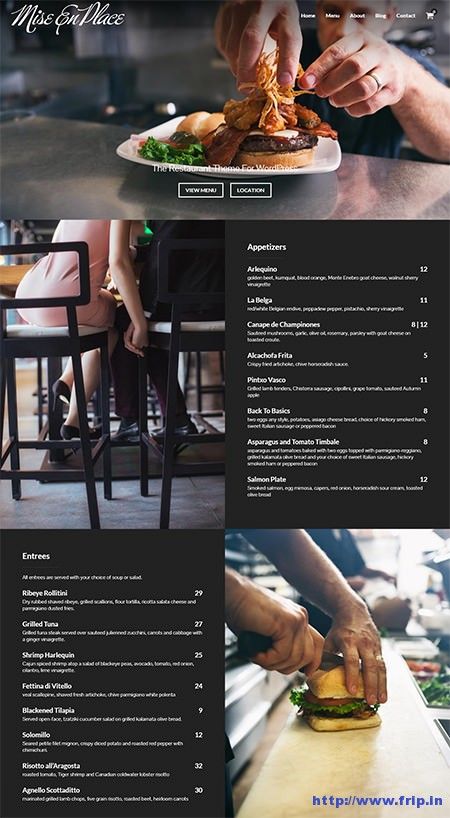 Mise-En-Place-WordPress-Theme