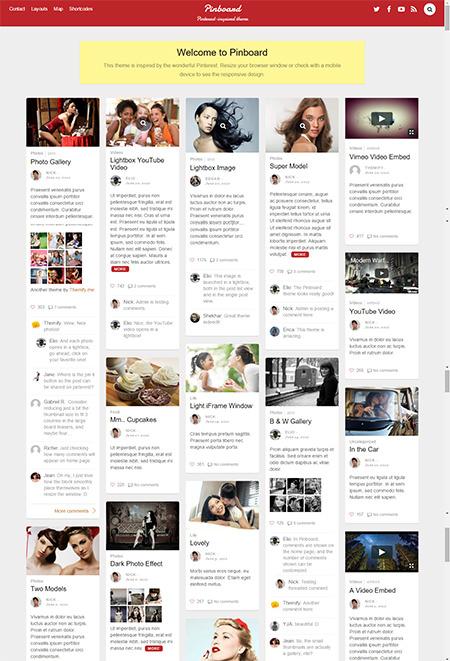 Pinboard-Pinterest-like-WordPress-theme
