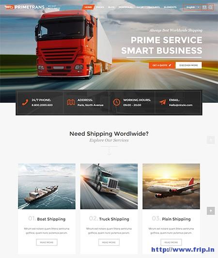 Prime-Trans-Logistics-WordPress-Theme