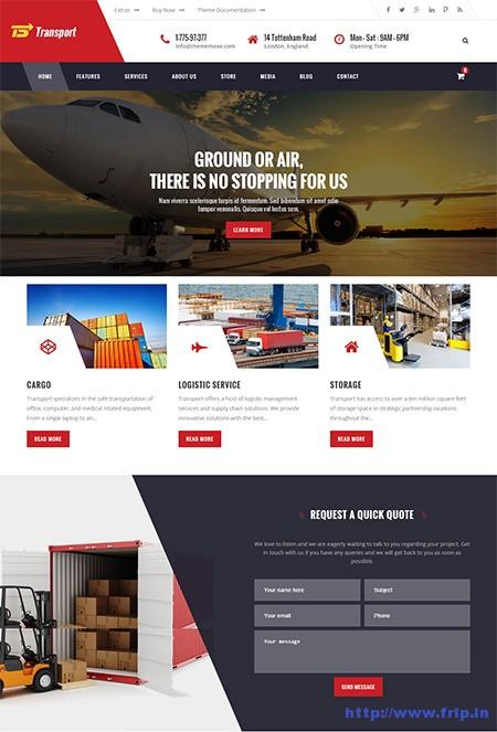Transport-–-Transport-Logistic-WordPress-Theme