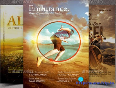 Endurance-Church-Flyer-Template-Bundle