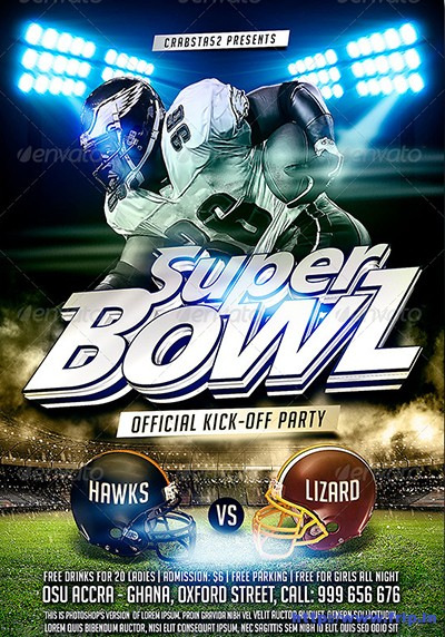 Super-Bowl-Flyer-Template