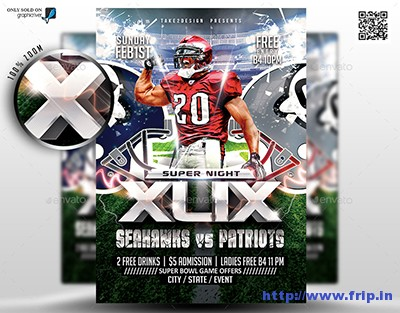 XLIX-Football-Flyer-Template