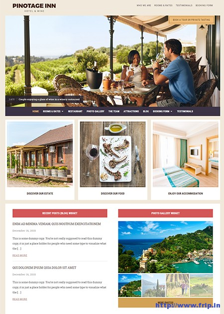 pintoage-inn-hotel-wordpress-theme