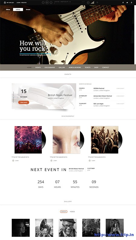 superstar-music-wordpress-theme