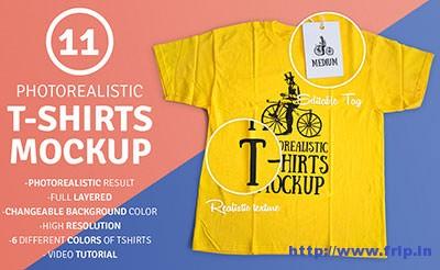 11-Photorealistic-T-–-Shirt-Mockup