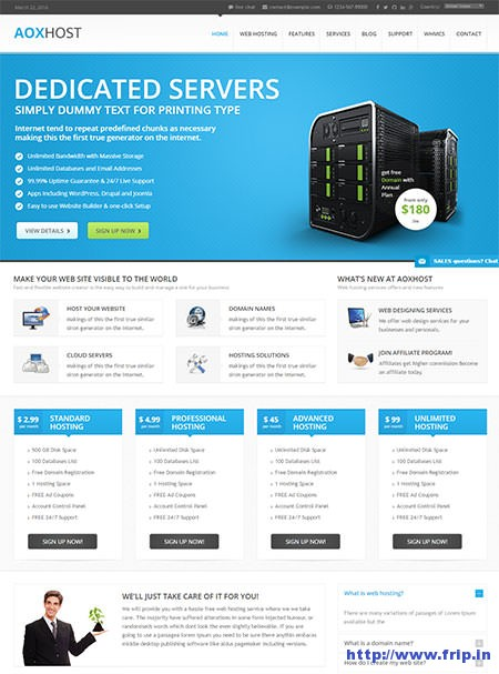 AOX-Host-Hosting-WordPress-Theme