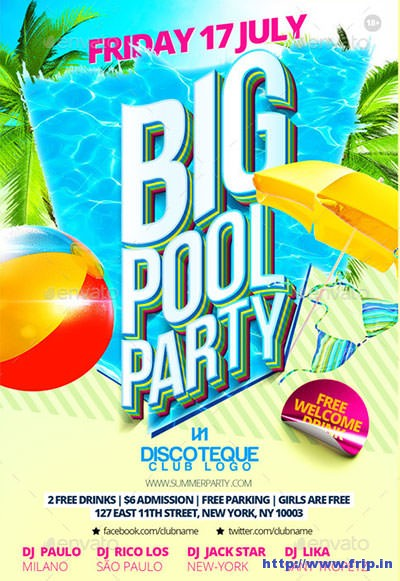 Big-Pool-Party-Flyer-Template