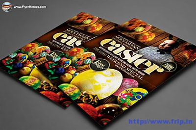 Easter-Flyer-Template