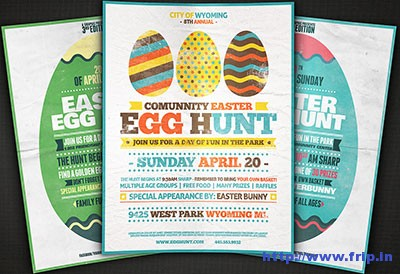 Egg-Hunt-Flyer-Templates