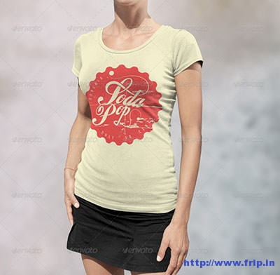 Female-T-–-Shirt-Mockup