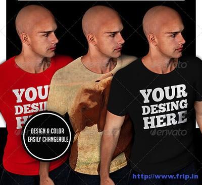 Male-Tshirt-Mockup