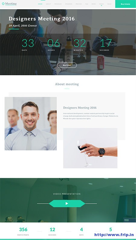 Meeting-Single-Page-Event-WordPress-Theme