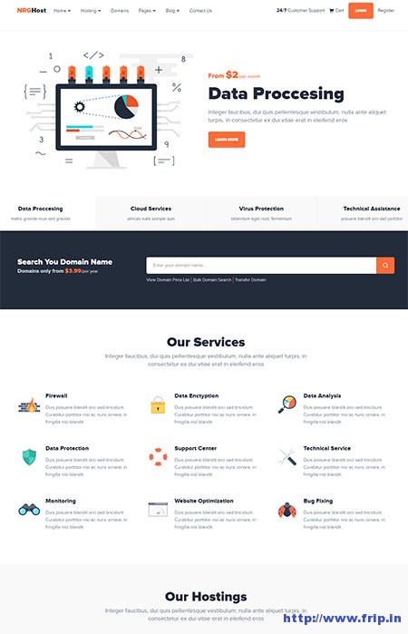 NRGhost-WHMCS-Hosting-WordPress-Theme