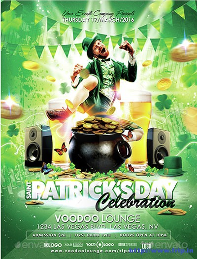 Saint-Patrick's-Day-Flyer