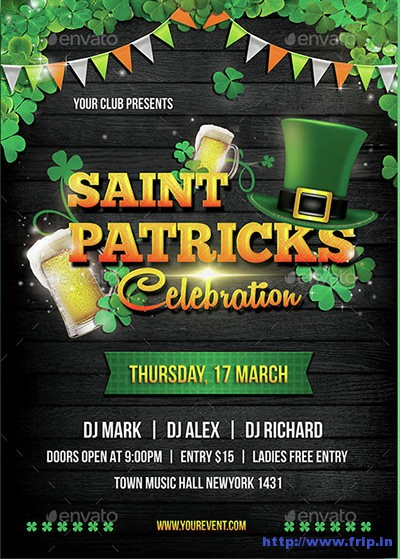 Saint-Patrick-Flyer-Vol-1