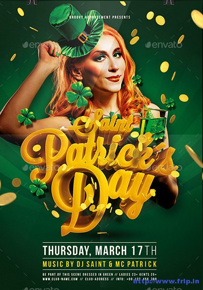 Saint-Patricks-Day-Flyer