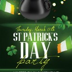 St-patrick's-day-flyer-template