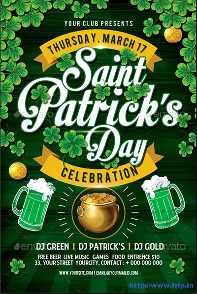 St-patricks-day-flyer