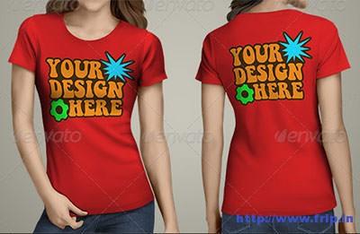 T-–-Shirt-Mockup