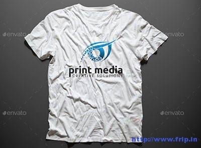 T-–-Shirt-Mockup-Isolated