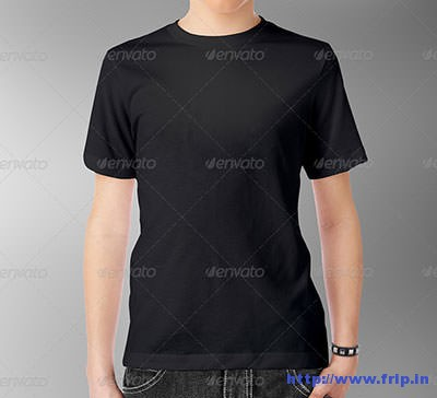 Teenagers-T-–-Shirt-&-Polo-Shirt-Mock-–-Up